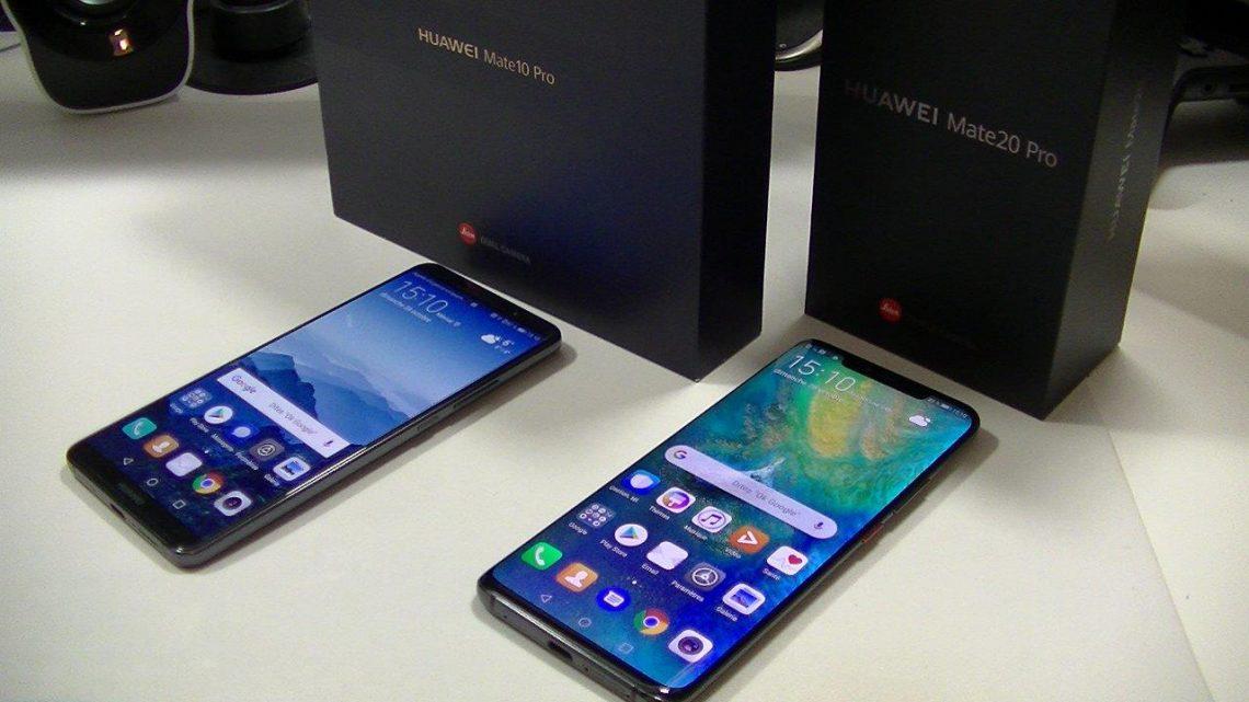 Huawei Mate 20 Pro: batterie, haut-parleurs et audio