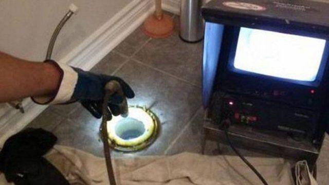 Comment se déroule l'inspection avec caméra ?